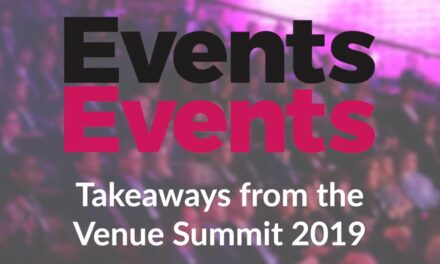 Shaun Hinds sums up the best bits from the Venue Summit