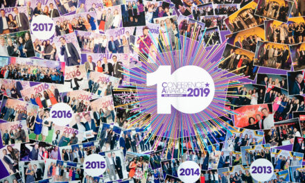 Conference Awards – Winners Revealed …