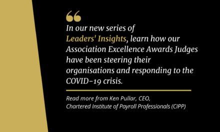 Leaders' Insights: Ken Pullar, CEO,  Chartered Institute of Payroll Professionals (CIPP)