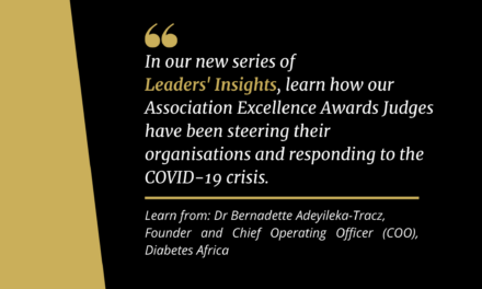 Leaders' Insights: Dr Bernadette Adeyileka-Tracz,  Founder and Chief Operating Officer (COO), Diabetes Africa